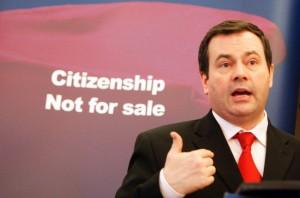 Канадское гражданство не продаётся! Но цену нужно поднять...