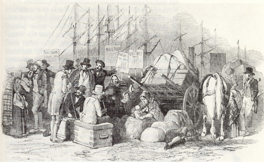 Из истории Монреаля: эпидемия холеры 1832 года
