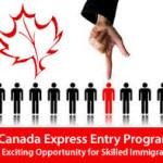 Экспресс-въезд в действии: 31779 человек приглажены на пмж в Канаду