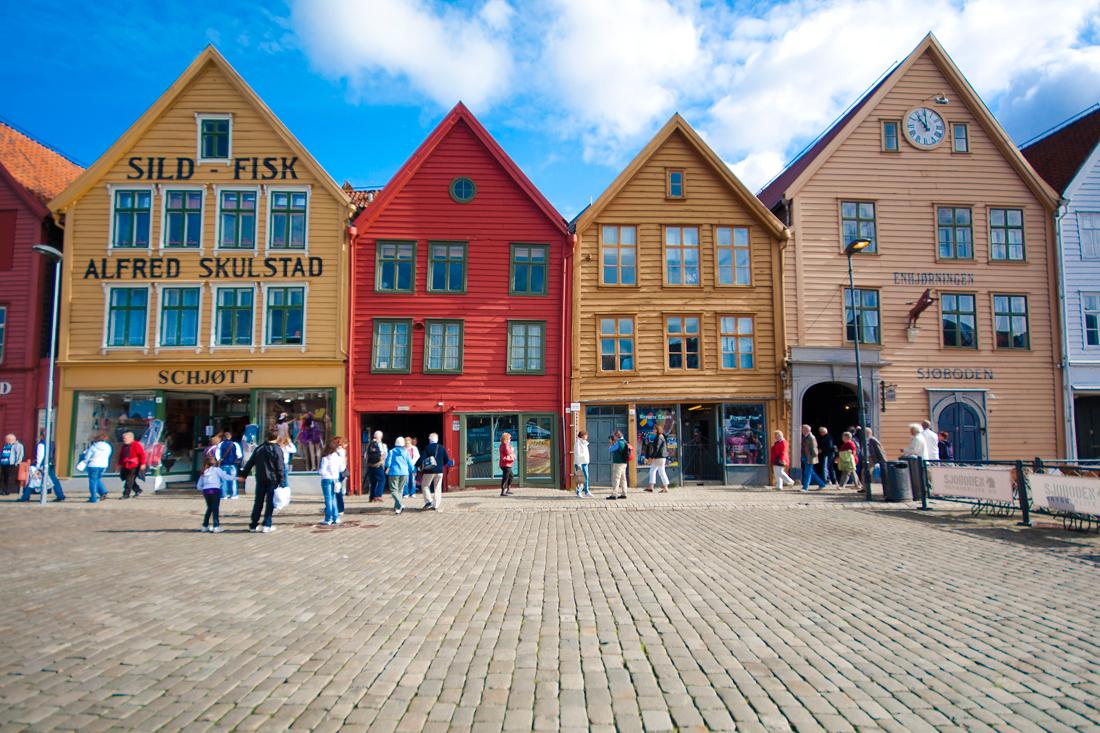Далекая и близкая Норвегия