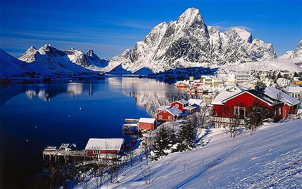 Записки о Норвегии