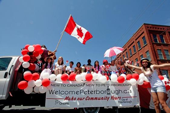 Баллы для Канады: подсчёт баллов для иммиграции