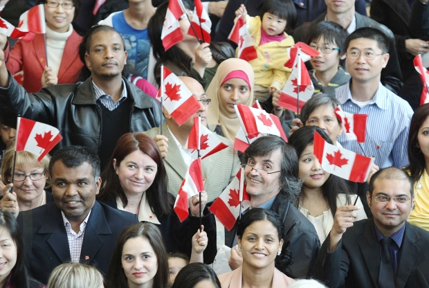 an argument in favor of immigrants in canada The arguments advanced by multicultural theorists suggest that by recognizing and accommodating minority cultures, members of those communities will feel increased attachment to and engagement in the larger polity.