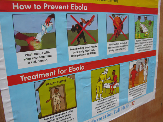 Canada Ebola 2014 prevention tips