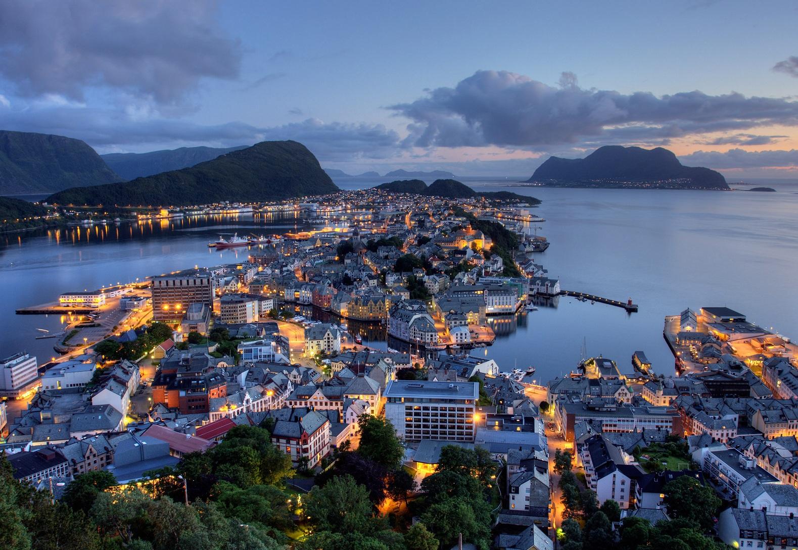 Недвижимость в Норвегии