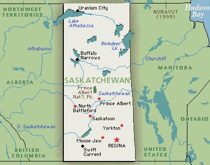 Список профессий, востребованных в Саскачеване (провинция Канады)