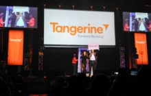 Tangerine, a bank that helps to save money, $50 bonus for a new account