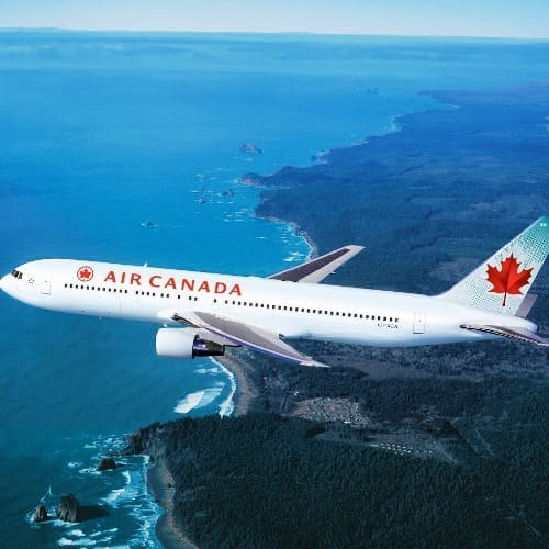 Летим в Канаду. Авиабилеты