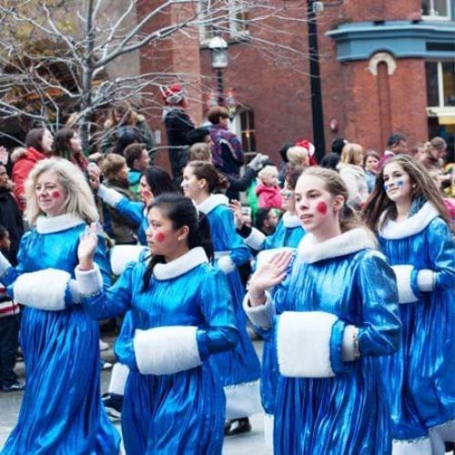 Парад Санта-Клауса, Торонто