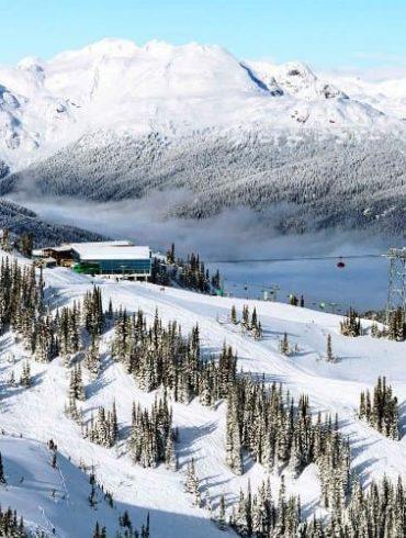 Горнолыжные курорты Канады
