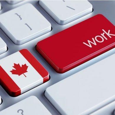 Портал для поиска работы в Канаде